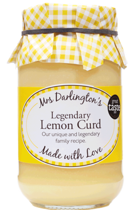Mrs. Darlington - Lemon Curd