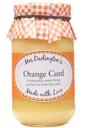 Mrs. Darlington - Orange Curd