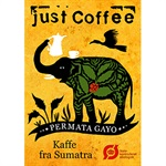 Just Coffee Sumatra. Ventilpose