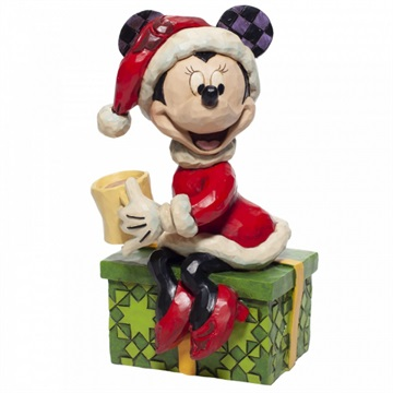 Disney figur Minnie mouse Jul Chocolate Delight