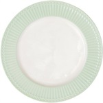 GreenGate Alice Pale Green frokosttallerken