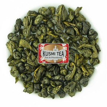 Kusmi løsvægt Spearmint green tea