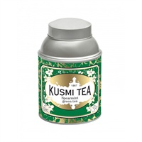 Kusmi løsvægt Spearmint green tea.
