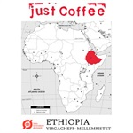 Just Coffee Ethiopia. Ventilpose.